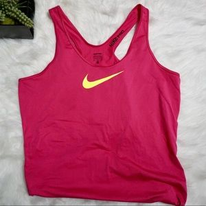 Women's Nike Dri-Fit Work-Out Tank
